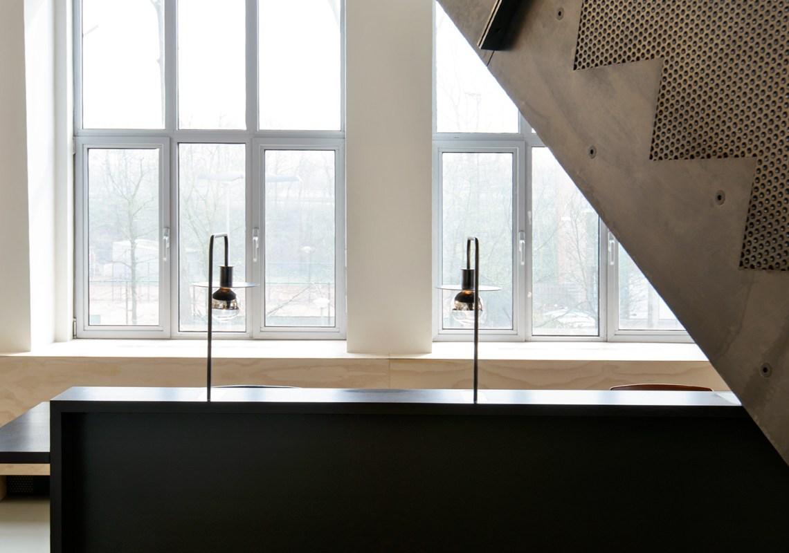 Hoofdkantoor Etcetera! door architectencollectief deMunnik-deJong-Steinhauser, bouw: Fiction Factory. Foto: Yvonne Witte