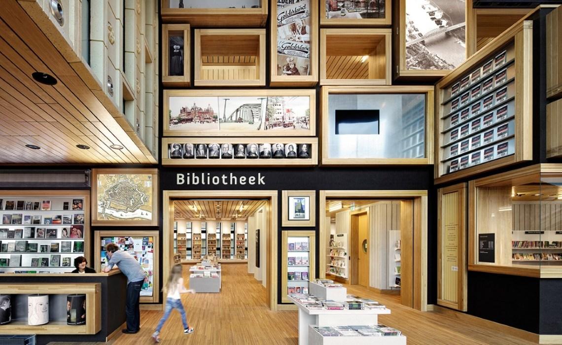 Bibliotheek Rozet Arnhem