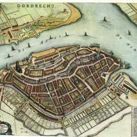 Woning in pakhuis Dordrecht