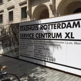 bouwschutting Service Centrum XL+