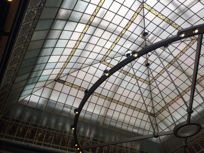 Kroonluchter Stadhuis Rotterdam