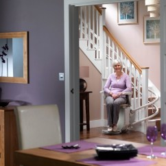 Stair Lift Chair Hanging On Grace And Frankie Stannah Lifts Chairs In Il Wi Curved 1