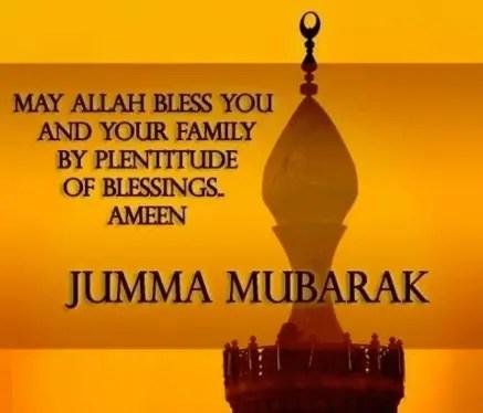 250 beautiful jumma mubarak wishes messages sms quotes dmessages jumma mubarak wishes in english m4hsunfo