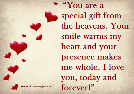 Best Love Messages For Him From The Heart - love quote
