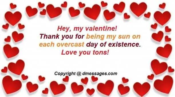 Best valentines day messages