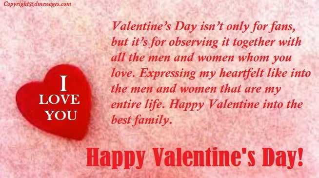 Happy valentines day quotes for him