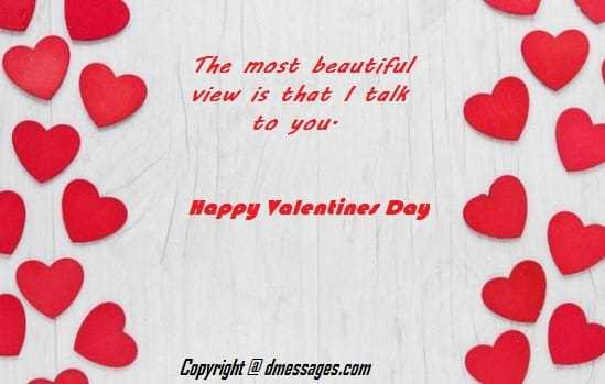 Valentines day good messages