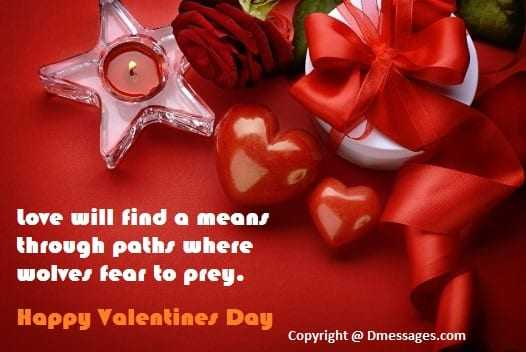 Valentines day messages for family