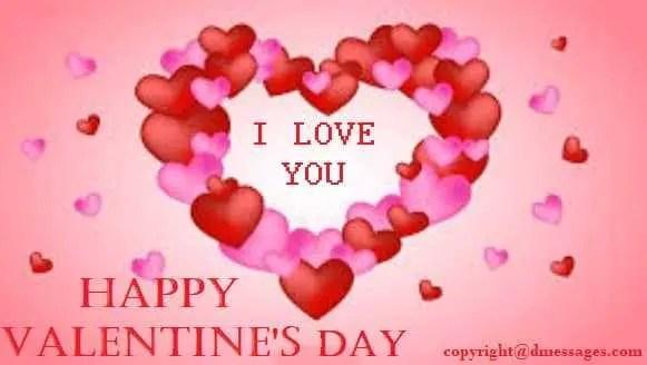Valentines day SMS 2020