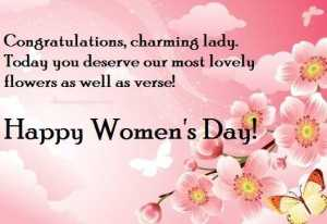 Happy Womens Day Wishes Messages International Womens Day Wishes