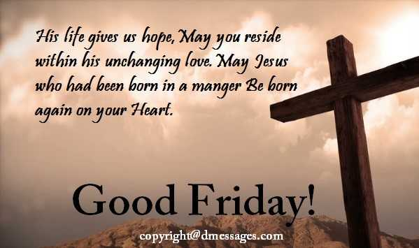 good friday wishes for facebook