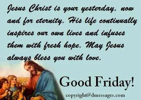 happy good friday status facebook