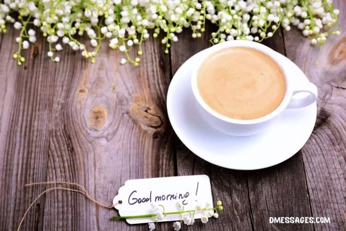 Beautiful Good Morning SMS
