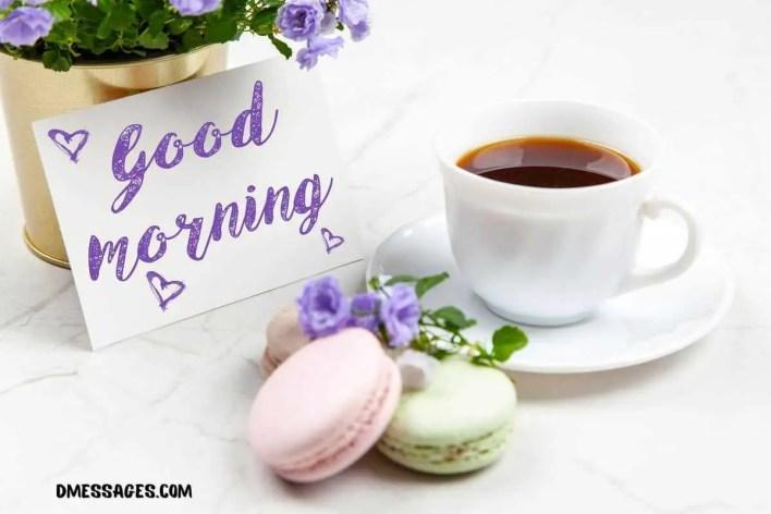 Inspirational Good Morning SMS
