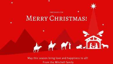 Photo of *Best* 200+ Religious Christmas Messages – Religious Christmas Card Sayings