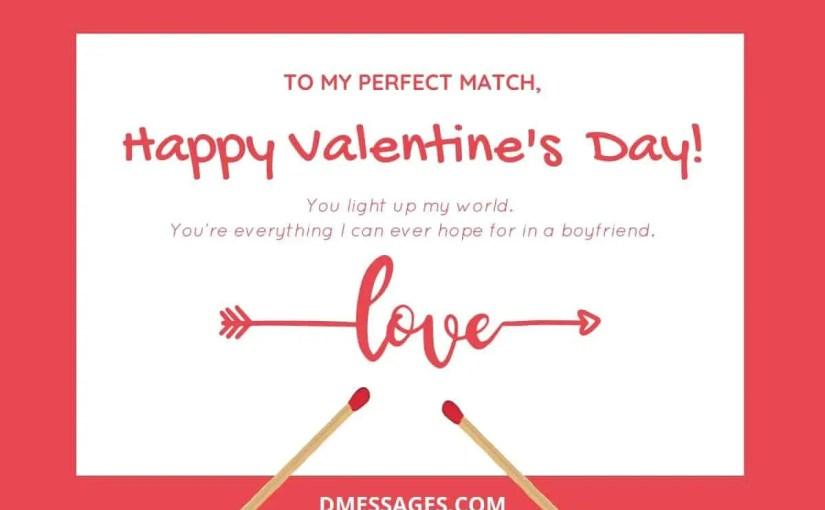 Happy valentines day romantic wishes
