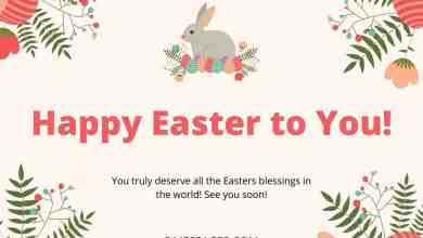 Photo of 155+ *BEST* Inspirational Easter Messages – Happy Easter text Messages