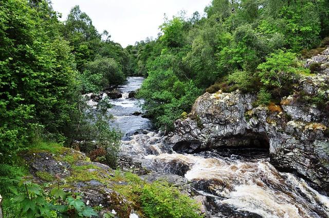 a river stream