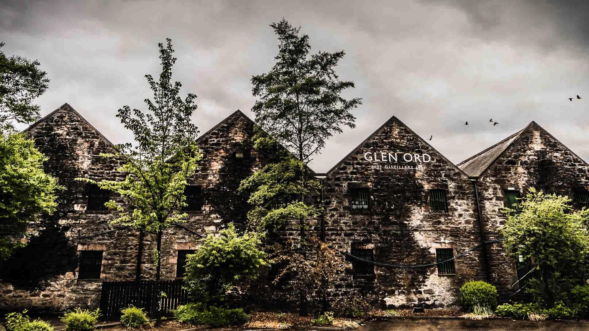 majestic torridon distillery