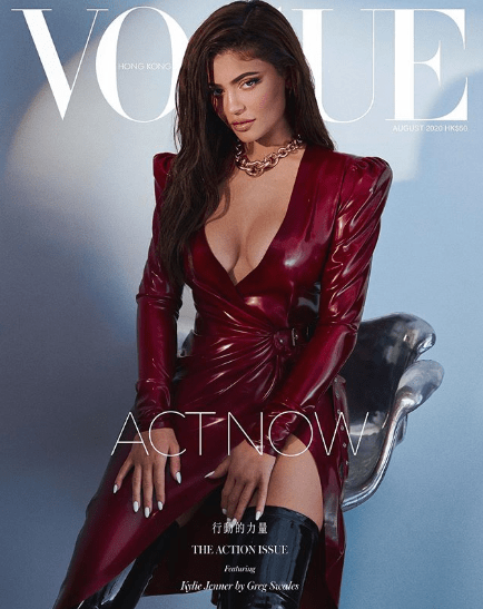 Kylie Jenner Covers The August 2020 Issue Of Vogue Hong Kong – Donovan Moore Fashion Book