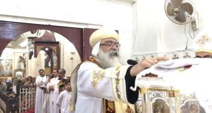 انجيل قداس اليوم الاول من صوم نينوى لصاحب النيافة الحبر الجليل الانبا تكلا