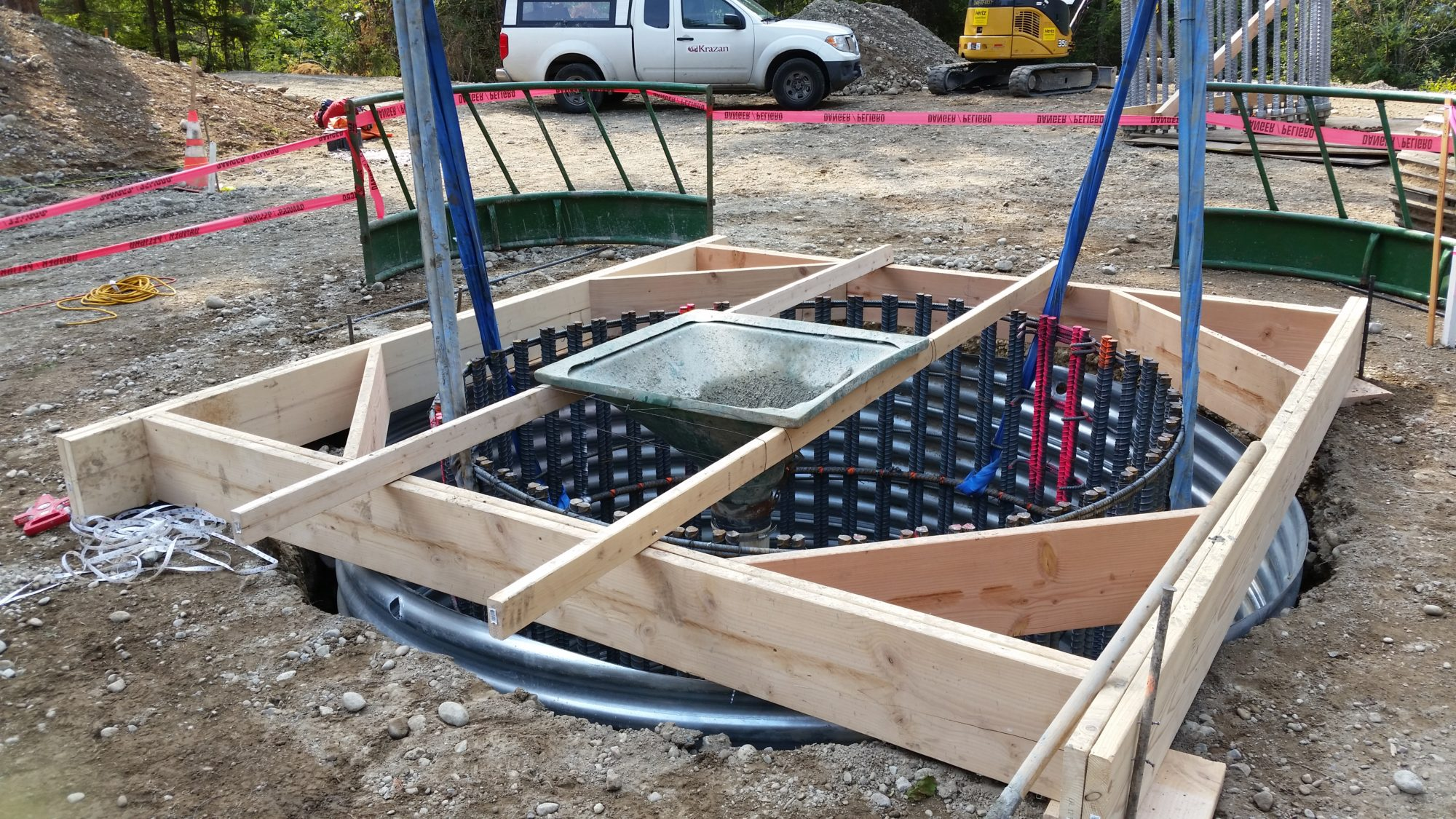 Drilled Shaft Foundations