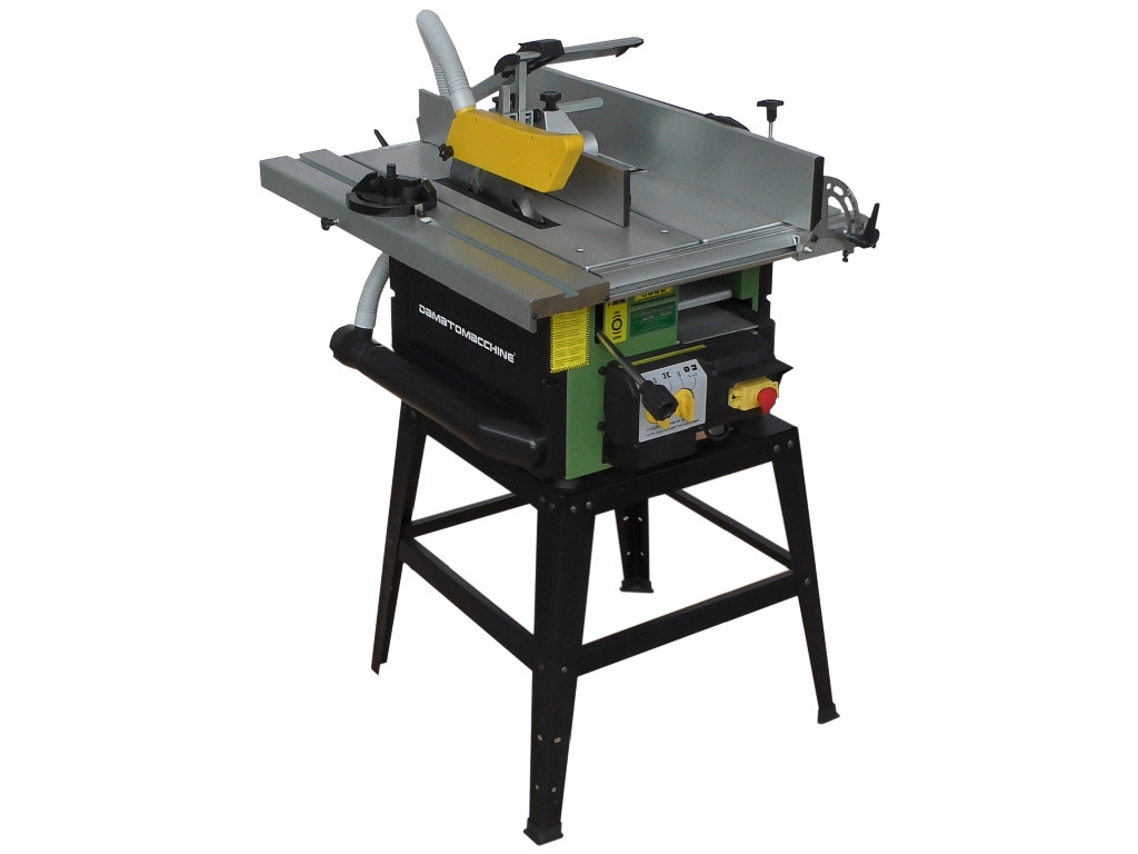 Woodworking Combo Machines