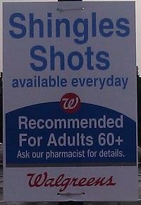 Shingles Vaccine Eye Damage