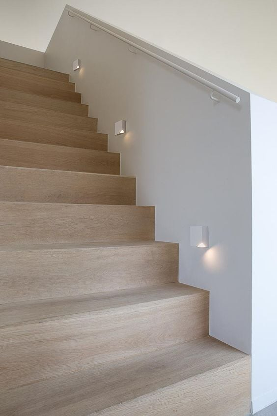 creative ways to light your stairs