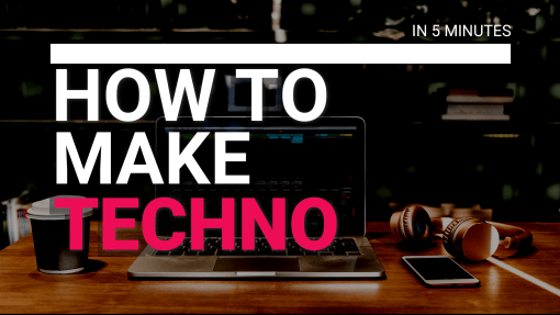 How to Make Techno in 5 Minutes / Ableton Live 10 Template