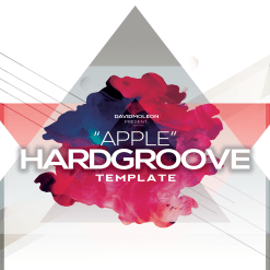 Apple - Hardgroove / Ableton Live 10 Full Project Template