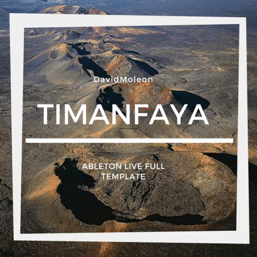 Timanfaya - Hardgroove / Ableton Live 10 Project Full Template