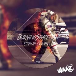 Steve Conelli - Burning Spaceman / Waaz Music 013