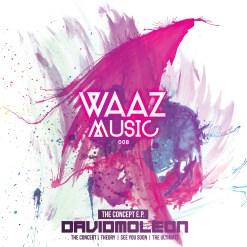 David Moleon - Ultimate / Waaz Music 008 - theory - the concept - see you soon