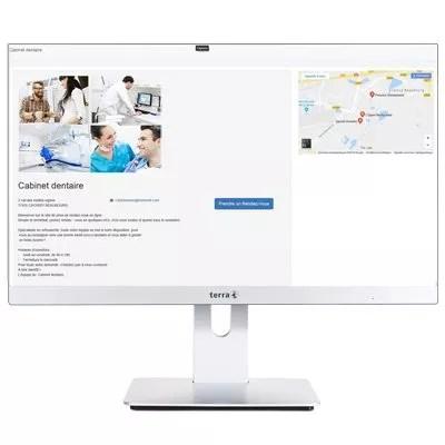 rendez-vous en ligne logiciel dentiste interface
