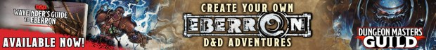 Create Your Own Eberron D&D Adventures @ Dungeon Masters Guild