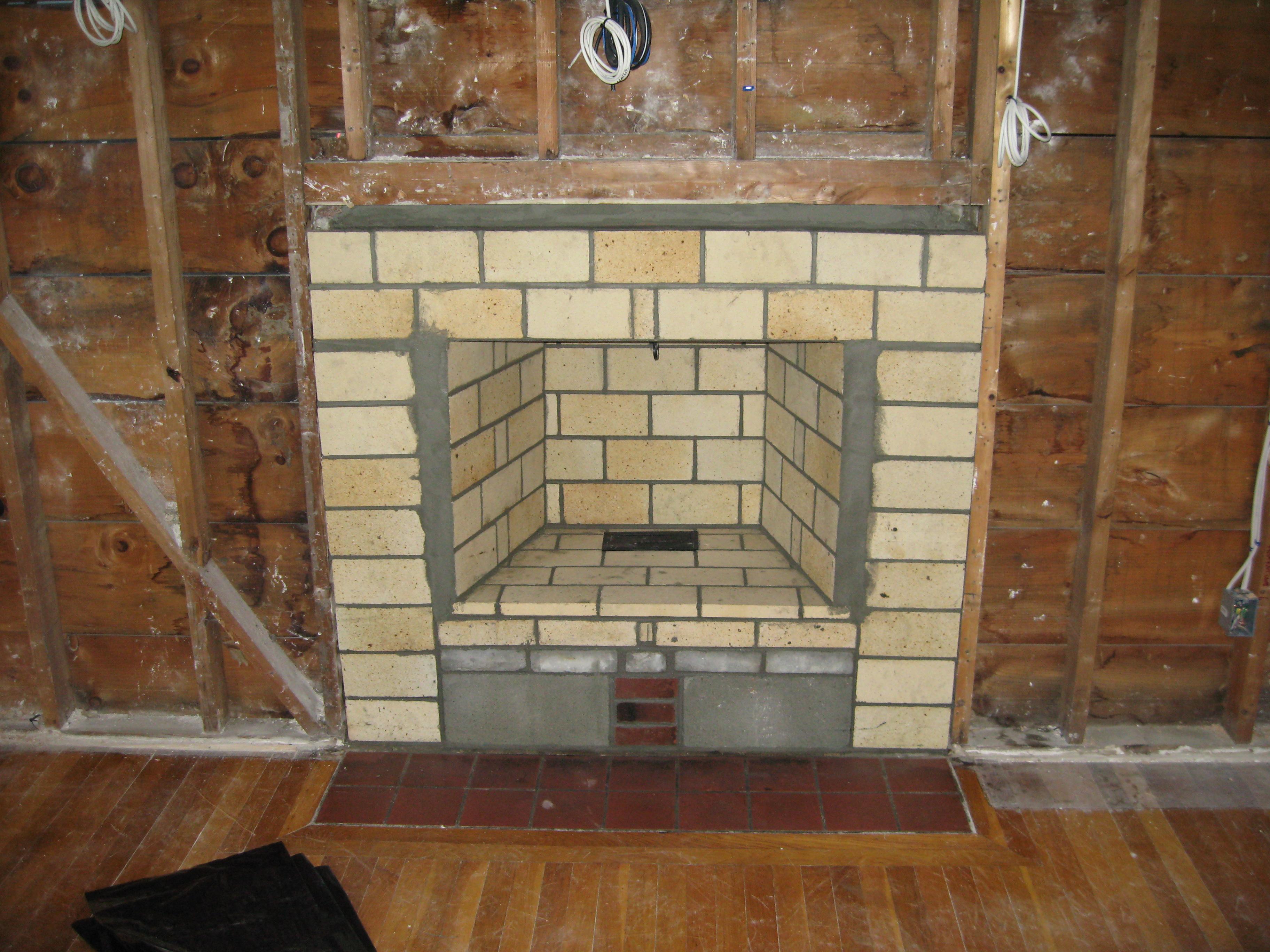 Fireplace Firebox Design
