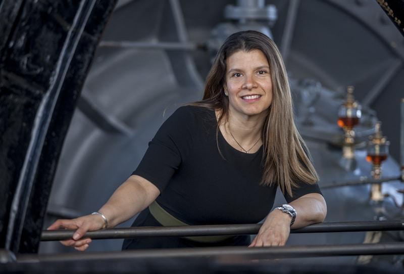 Claudia Silvius – Cifuentes, Sales Engineer