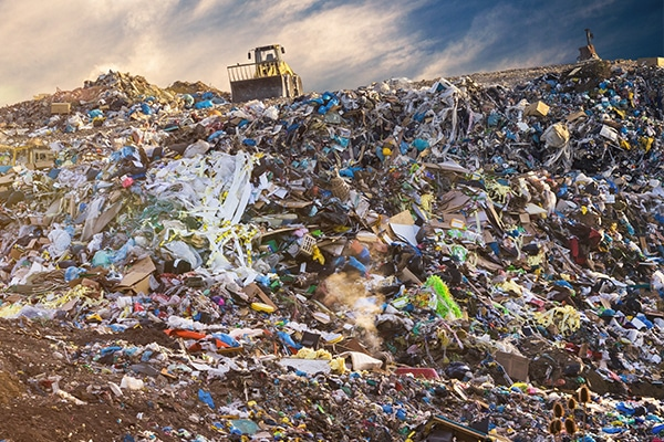 DMT's Carborex® & Sulfurex® for upgrading landfill gas