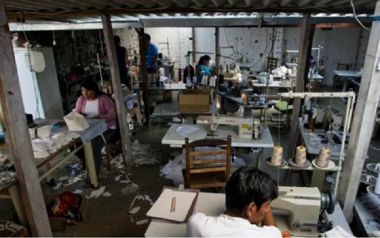 Dos trabalhadores em situação análoga à escravidão, 82% são terceirizados
