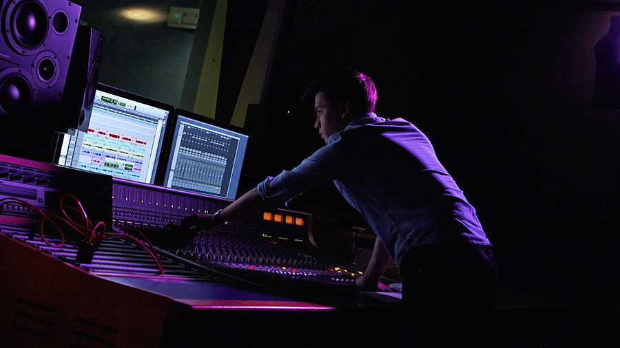 Audio and Recording Technology BSc (Hons)