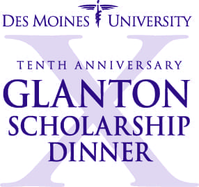 10th Anniversary Glanton Scholarship Dinner