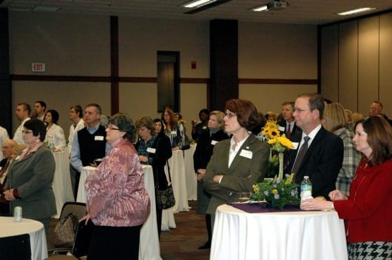 Legislative reception 3