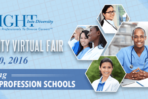 Insight Into Diversity Virtual Fair