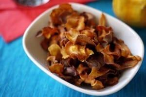 Parsnip-chips