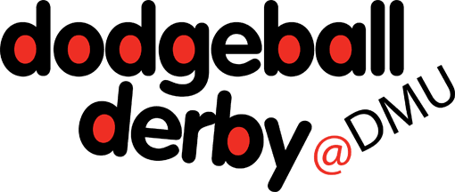 dodgeball derby logo