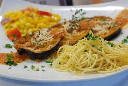 eggplant-parmesan