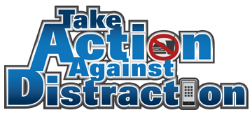 take action against distraction