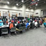 The common gaming floor