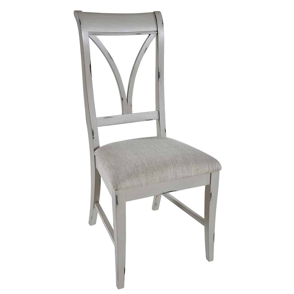 grey upholstered dining chairs uk bathtub chair for baby time worn warwick soft pair www home room